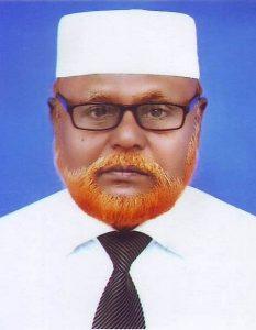 Bir Muktijoddha Alhaj Mejor (Retd) Md. Nasim Uddin