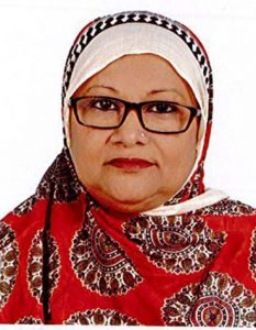 Mrs Shahana Sarker